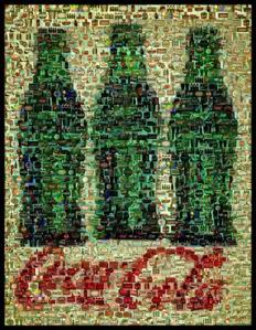 Coke by artist